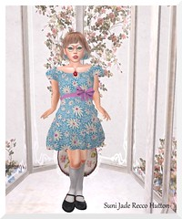 Vicarious Youth Daisy Dress