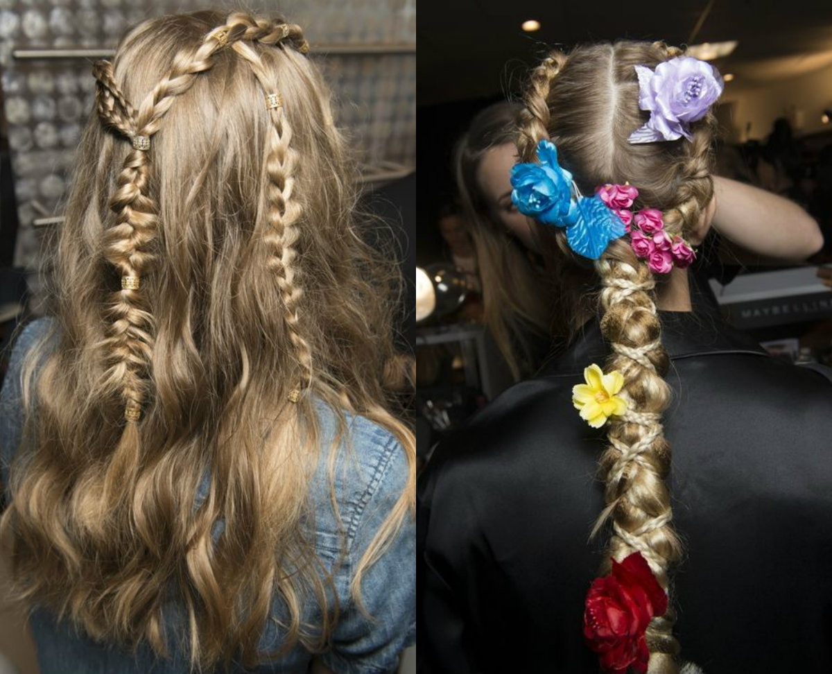 10 Hottest Runway Hairstyles & cuts For 2018