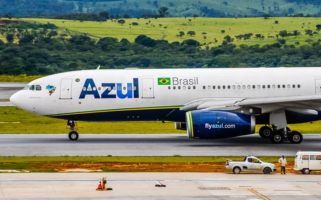 Resultado de imagen para azul linhas aéreas a330