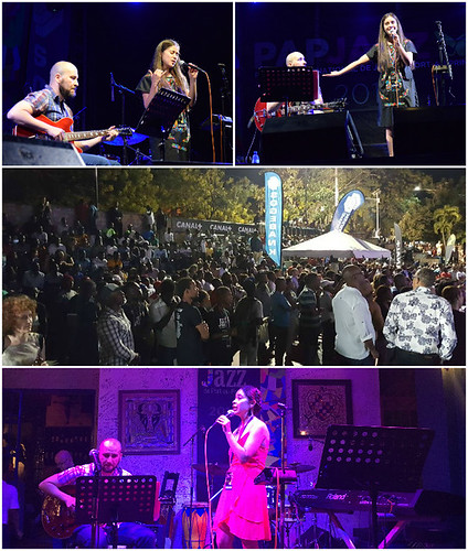 Participación de México en el 12vo Festival Internacional de Jazz de Puerto Príncipe, Haití