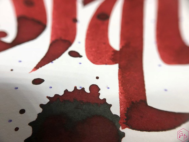Ink Shot Review @RobertOsterInk Astorquiza Rot 12