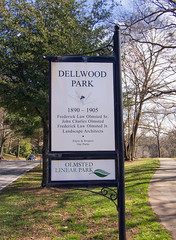 Olmsted Linear Park (in Atlanta, Ga.)
