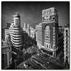 Madrid / Plaza de Callao by Michael H. Frank