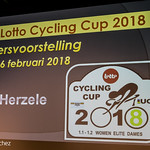 Persvoorstelling Lotto Cycling Cup