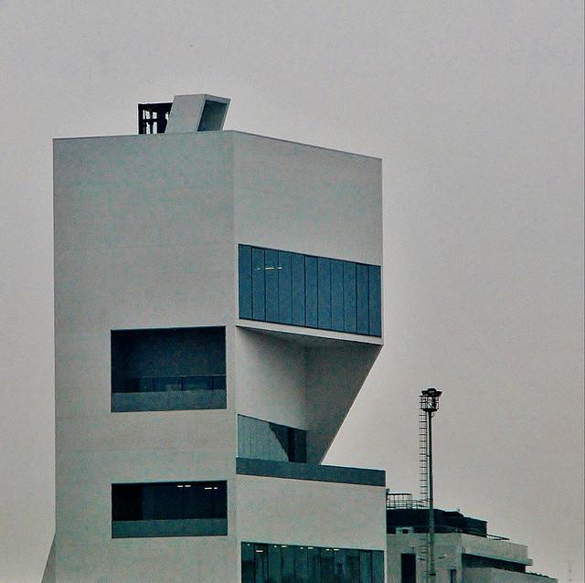 Milán Largo Isarco 2 Fondazione Prada OMA Rem Koolhaas 2013-15 Torre -18. Explore 21 febrero 2018. 171112. 21623