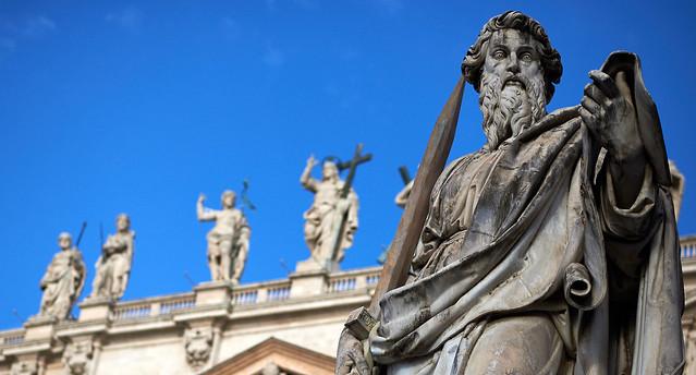 St. Peter's Basilica, Nikon D610, Nikon AF-S Nikkor 85mm f/1.8G