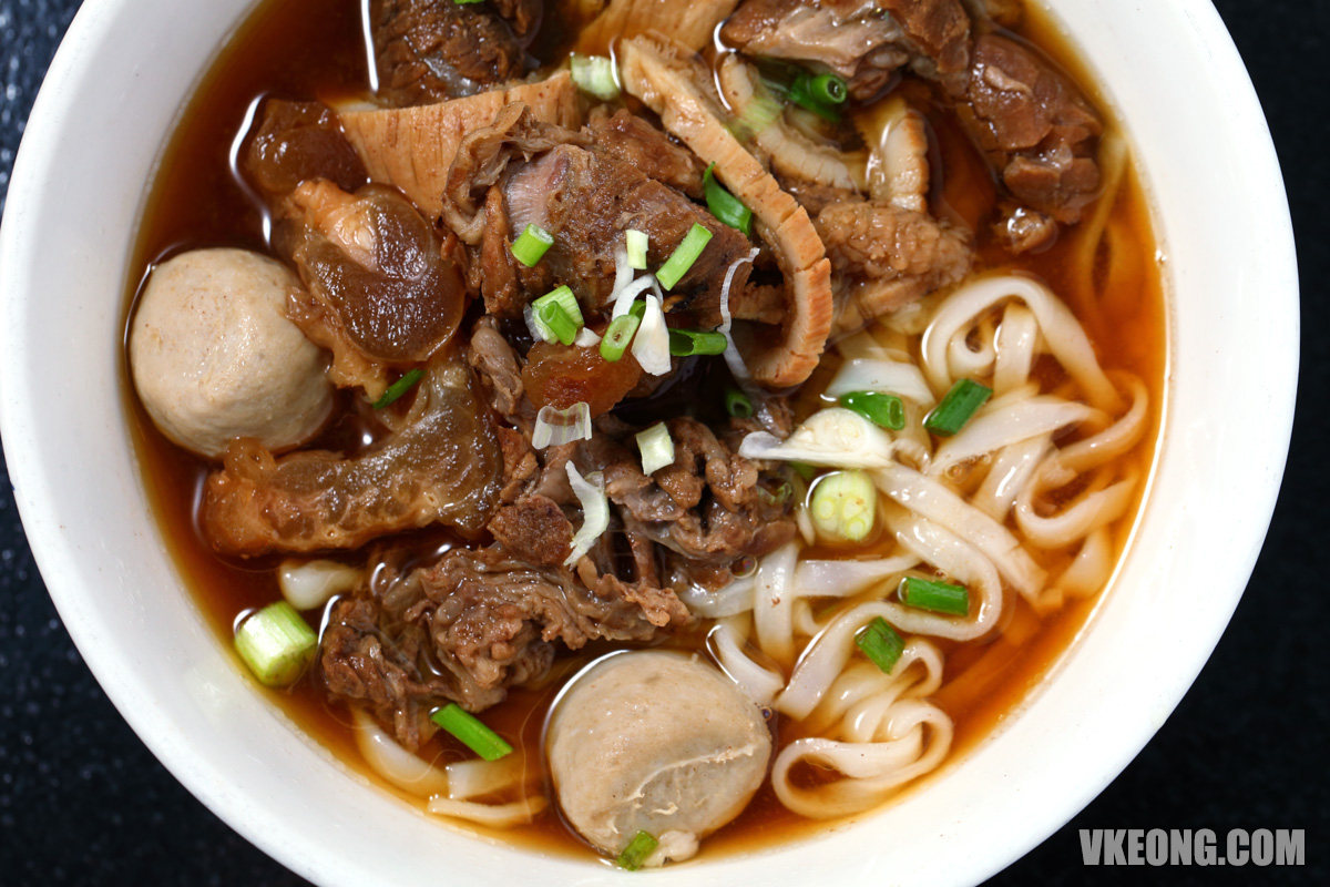 Yung-Kee-Mixed-Beef-Noodle-Pudu