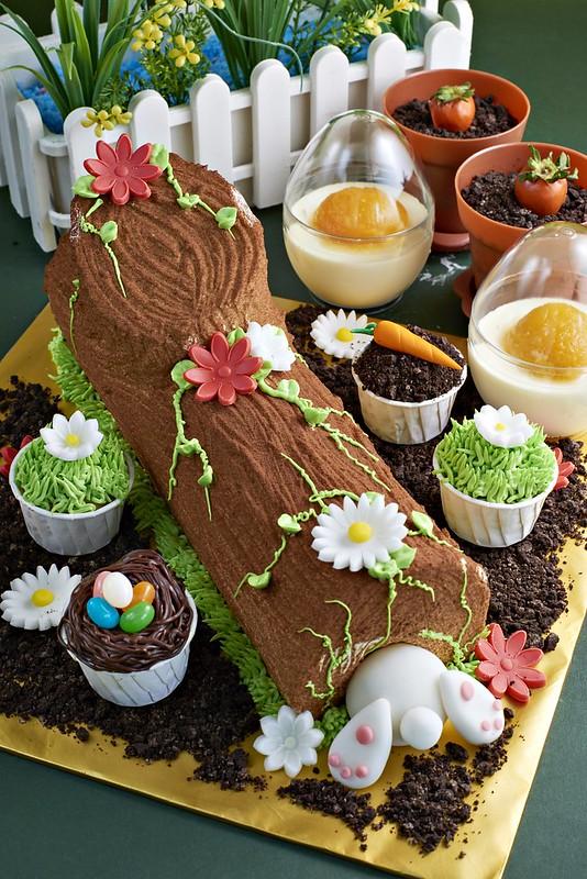 Aloft Kuala Lumpur Sentral - Easter Dessert Spread