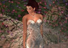 Angel in Bloom