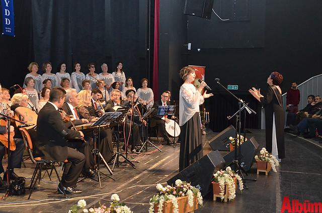 Çağdaş Yaşamı Destekleme Derneği Türk Sanat Müziği Topluluğu Selahattin Pınar Anma Gecesi 2