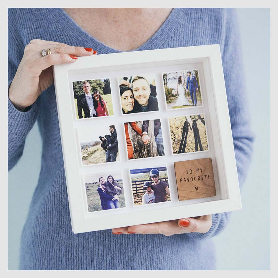Galentine's Day Gifts For Your Friends to Shop | Notonthehighstreet.com Personalised Best Friend Framed Print