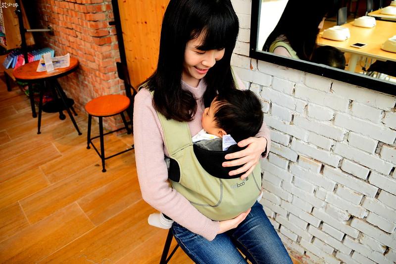英國Caboo DXgo探索揹巾推薦嬰兒揹巾 (29)