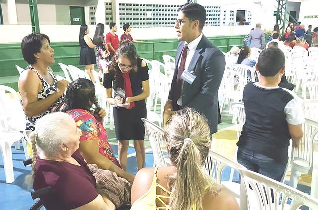 Evangelização Edson