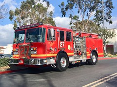 Los Angeles County Fire Bell Gardens
