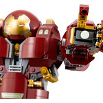 LEGO 76105 Marvel Super Heroes The Hulkbuster Ultron Edition