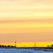 Sunrise at the old Border - Vogtland, Germany