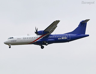 F-WWEH ATR72 Eastern Airways