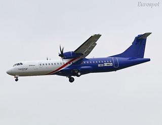 F-WWEH ATR72 Eastern Airways