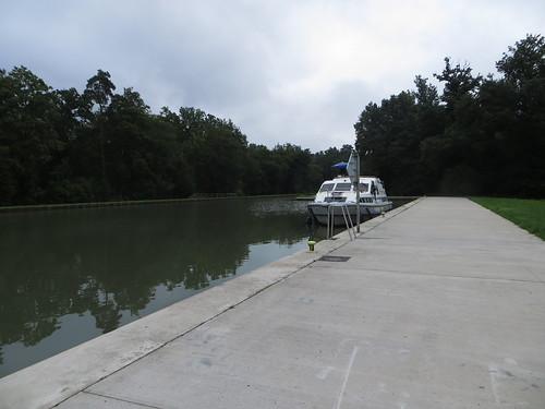 20140805 03 058 Jakobus Wald Weg Kanal Schiff