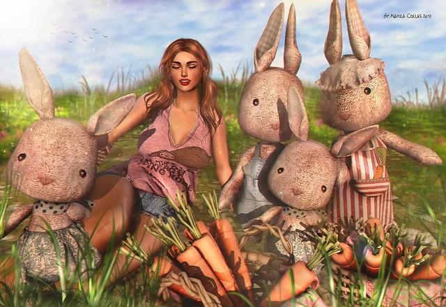 Friends bunnies♥♥