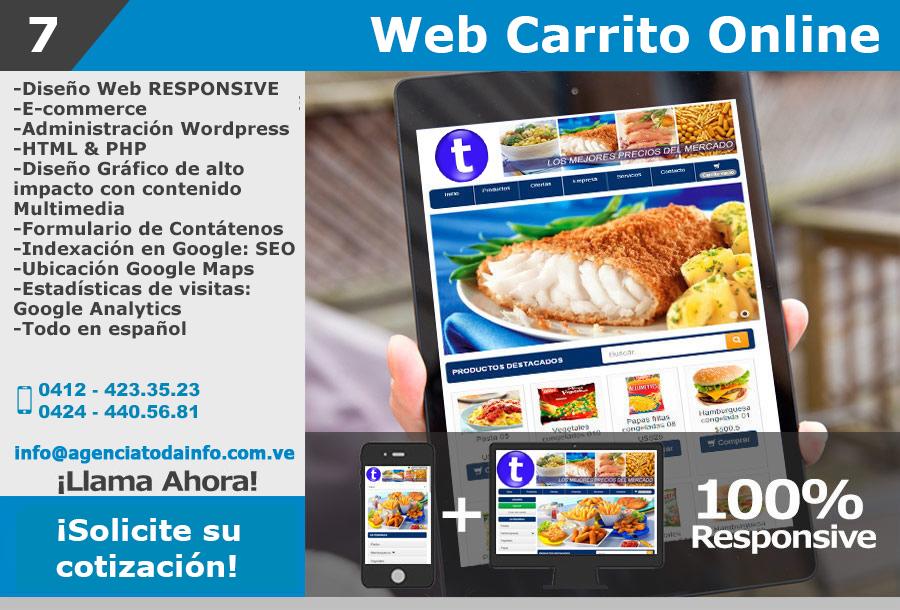 7 CARRITO ONLINE CARABOBO