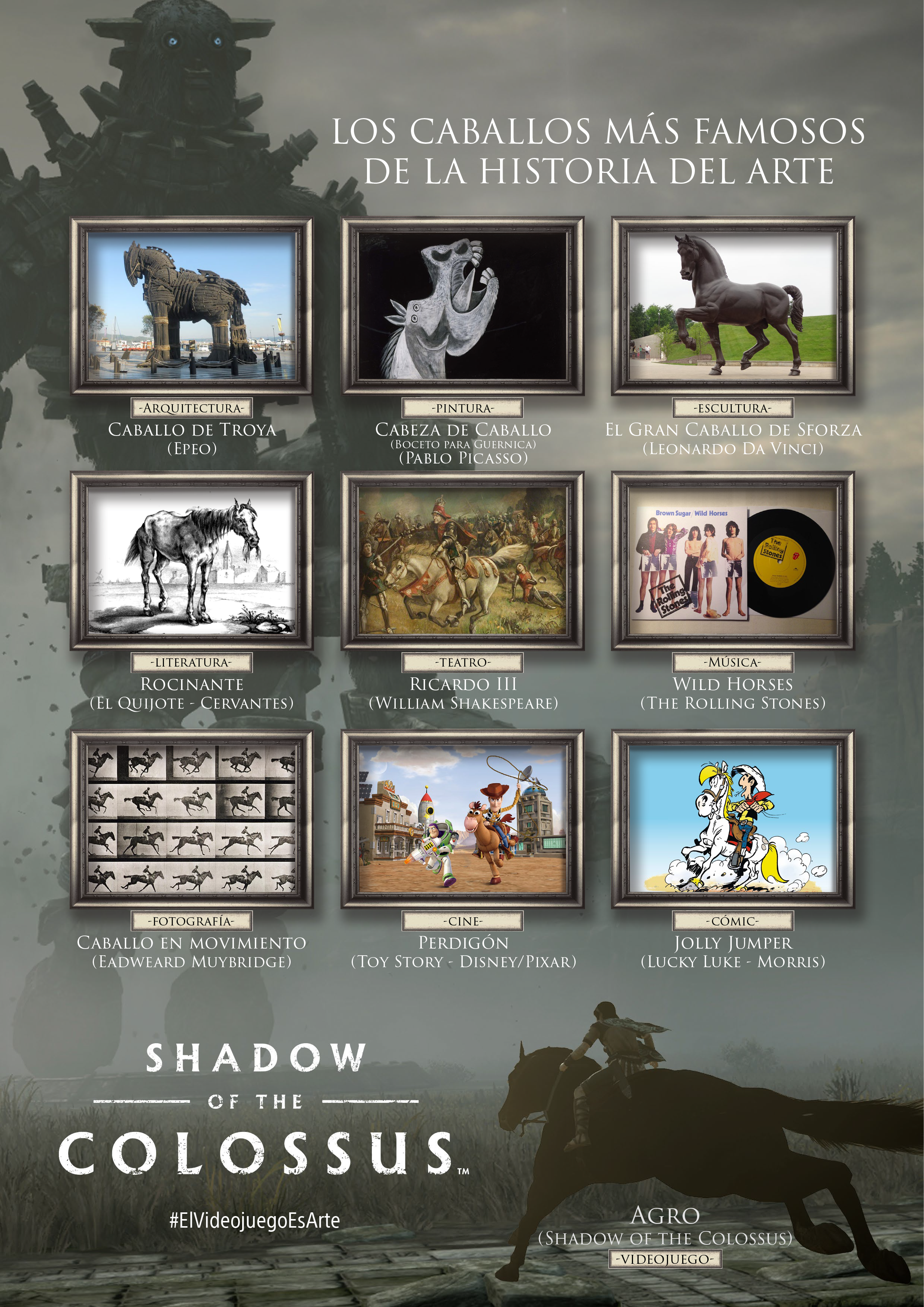 Shadow_of the colossus_Caballos_arte