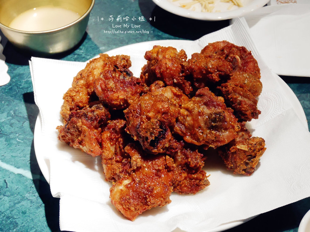 台北松山區美食推薦韓國料理餐廳漢陽館 (1)