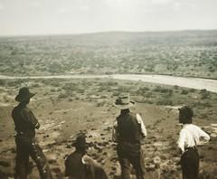 The borderline (West Texas circa 1905)