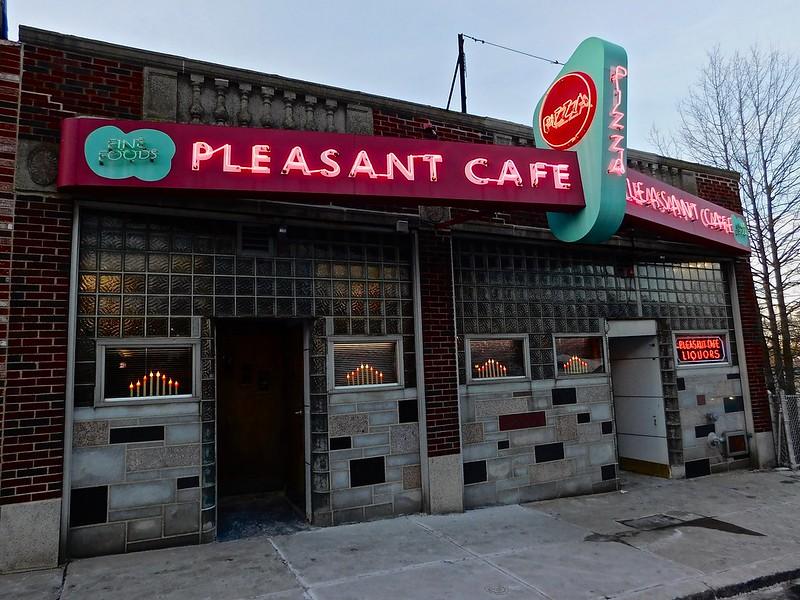 Pleasant Cafe - Roslindale MA - Retro Roadmap 2018