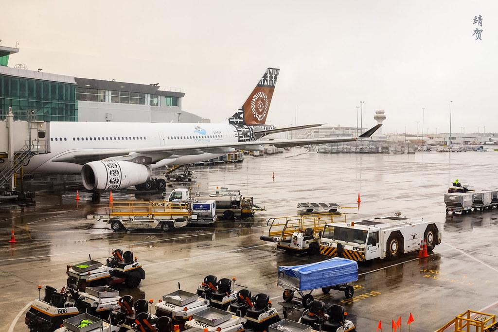 Fiji Airways Airbus A330