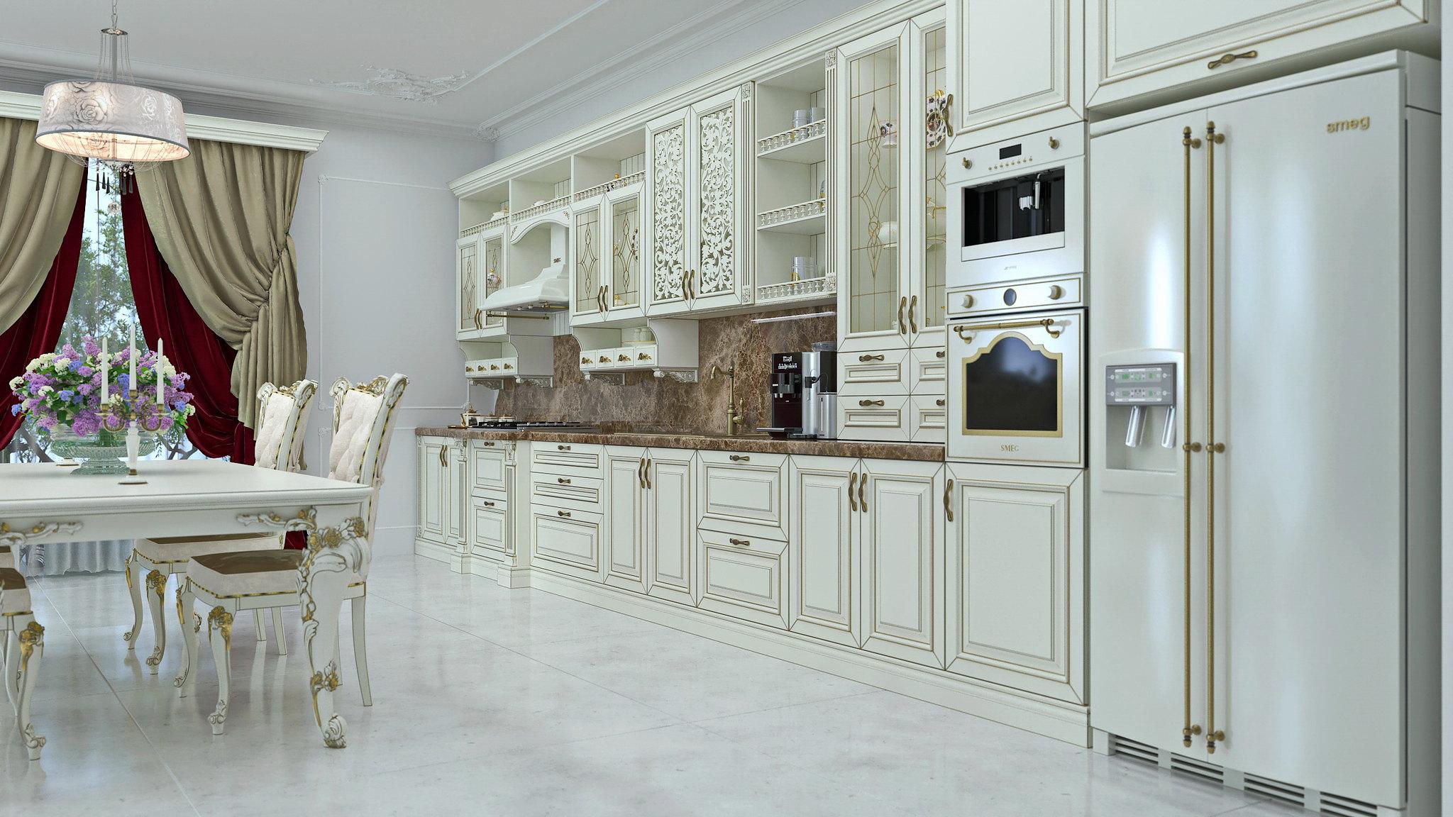 nhà bếp SW