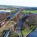 Dewsbury East Jnc - looking east