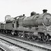 GWR ROD class 3048 through  Newport circa 1954 by John  Wiltshire Peter Brabham collection