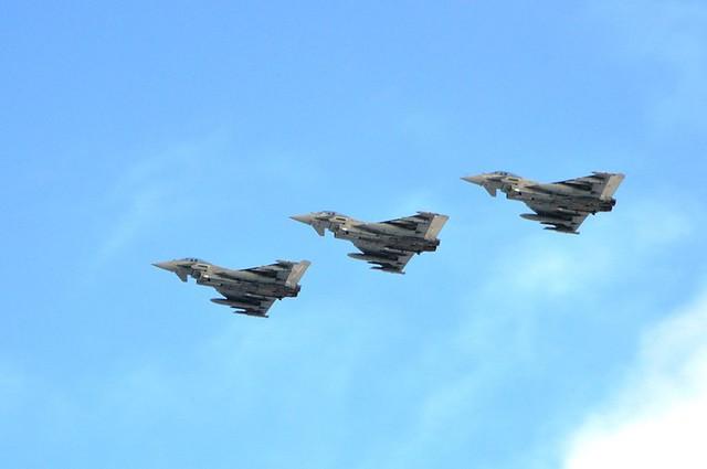missioni difesa aerea aeronautica italiana