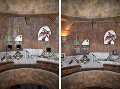 Watchtower Level 3 - Before & After Conservation Work - 6559