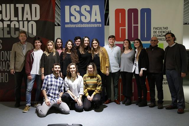 Semifinal La Voz - Facultad de Económicas , ISSA y Medicina