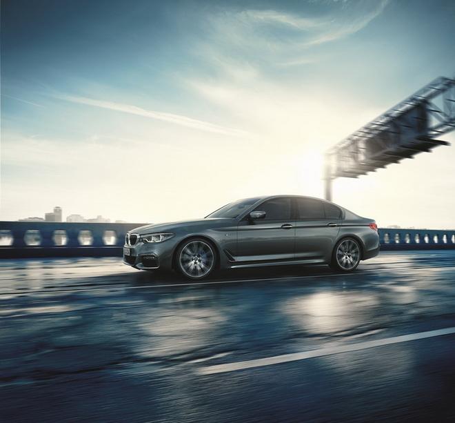 [新聞照片二] BMW大5系列