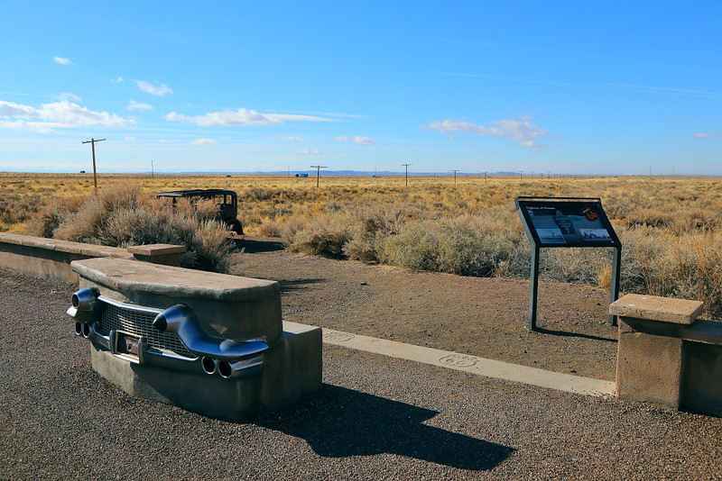 IMG_7748 Route 66, Petrified Forest National Park
