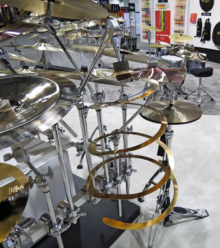 Drums - Zildjan Vic Firth (6)