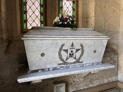 San Antonio - San Fernanado Cathedral tomb