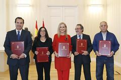 Firma acuerdo sectorial de educación