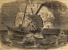 Pulaski steamboat explosion