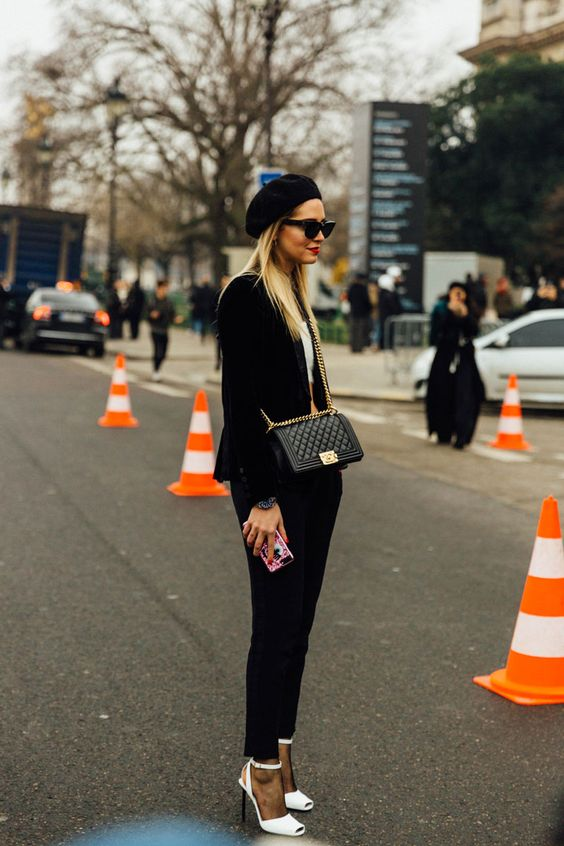 beret trend accessory fashion style winter 2018 boina accesorio tendencia invierno02