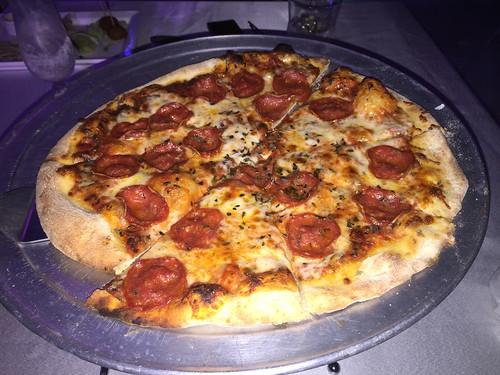66 - Pizza Salami - Restaurant La Grasa - La Romana