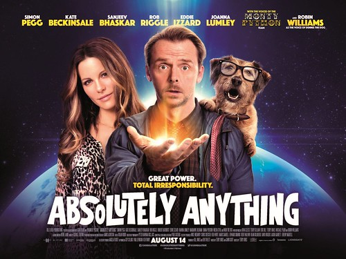 Absolutely Anything - Poster 4