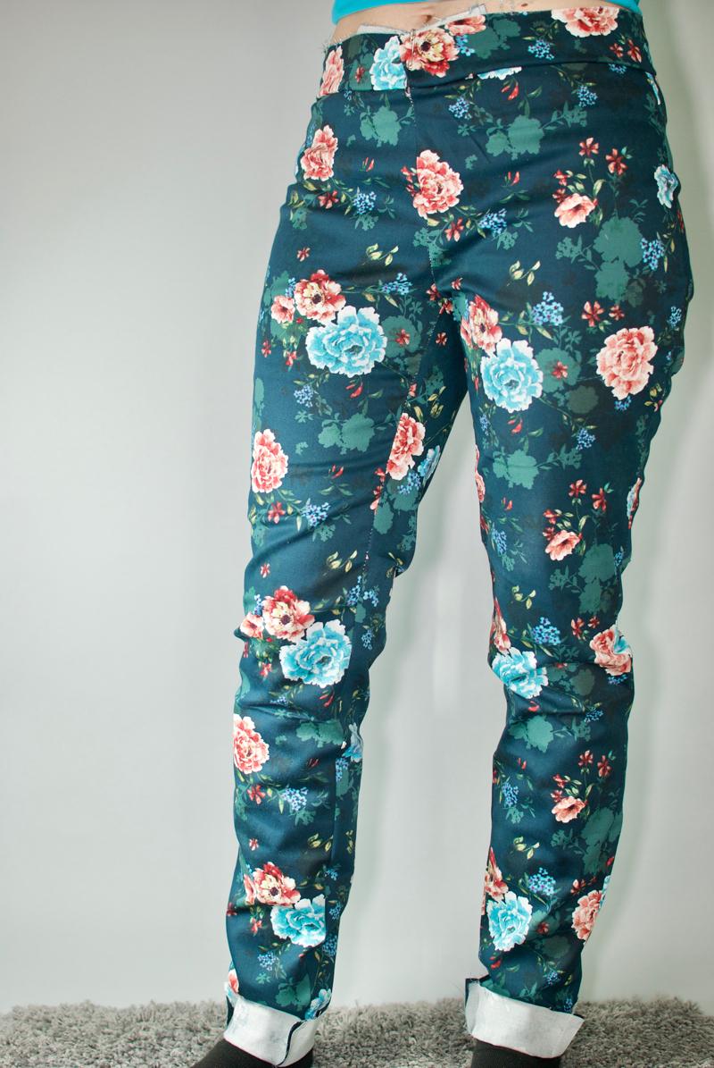 67a0e94b9a Closet Case Patterns Ginger Skinny Jeans Pattern Muslin  2 – HandmadePhD