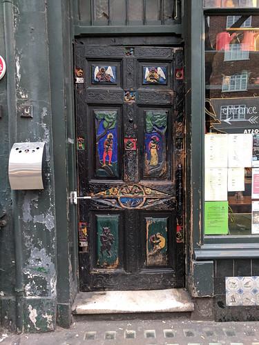 Chelsea doorway