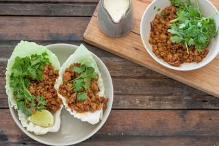 Smoky Pork & Chipotle Cabbage 'Tacos'-2