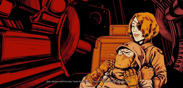 Wolfenstein 2 The Diaries of Agent Silent Death - Jessica Goes To The Moon