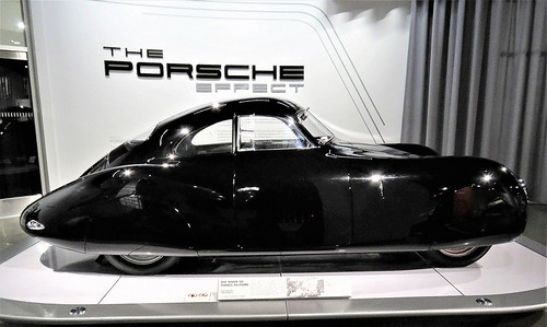 Porsche Classic Cars Art, Power and Design on Exhibit at Petersen Automotive Museum